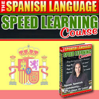 Product picture LEARN SPANISH FAST